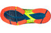 asics M's Gel-Noosa Tri 11 Shoes Flash Yellow/Green Gecko/Ocean Depth